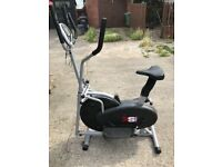 XS Sports cross trainer/bicycle