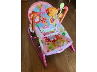 Fisher Price - Infant to Toddler Rocker