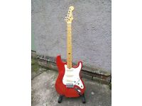 Marlin 'Slammer' Stratocaster type electric guitar