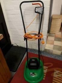 Powerbase Hoover mower