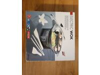 New Electric Wok - Unopened