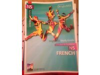 National 5 French Study Guide