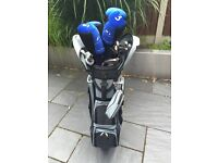 Ladies golf set good condition