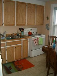 Sept. 1 Downtown 2 Bedroom Heat and Hot Water Included $825