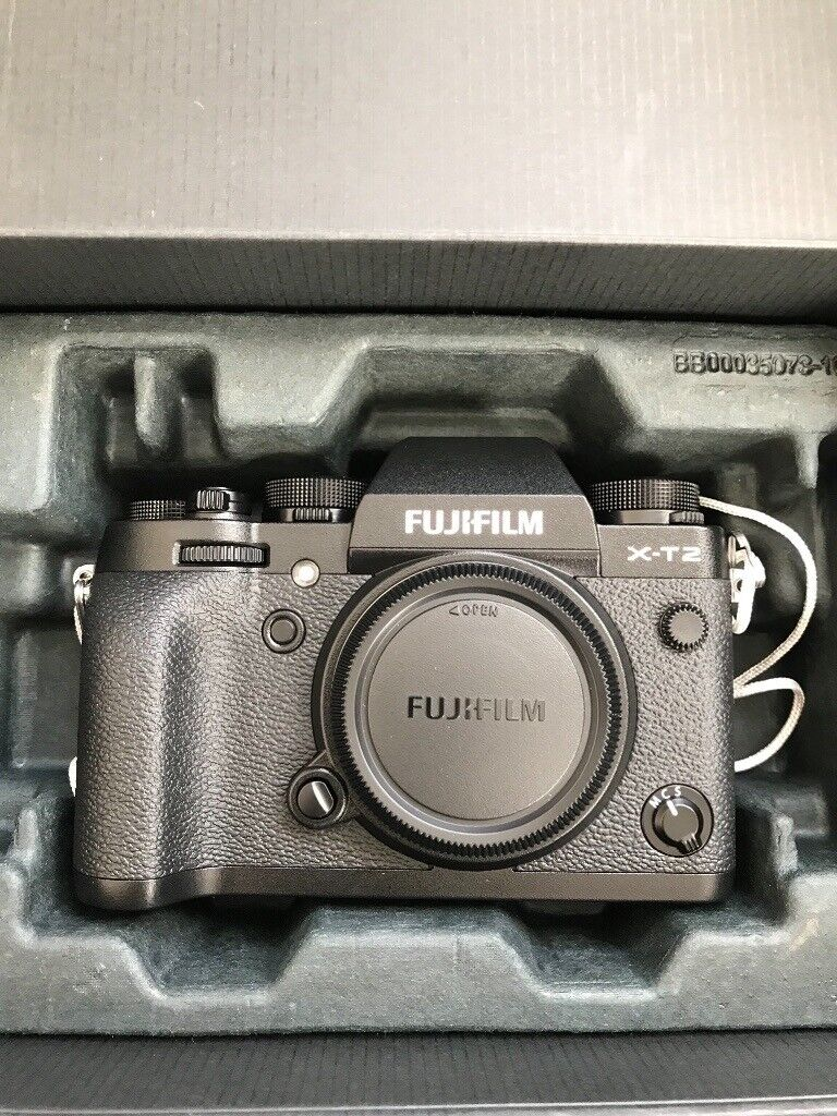 FUJIFILM XT2 Mirrorless Camera WITH XF 18-55 mm f/2 8-4 R LM OIS Lens -  used once!! | in Chesterfield, Derbyshire | Gumtree