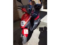 125cc Motor Scooter for sale