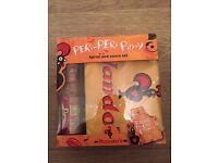 Nando's 'Peri-Peri Pinny' Apron and Sauce Gift Set