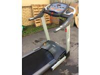 Quality German made treadmill.
