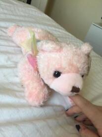 Pink Bear TY Classic Beanie Baby 'Sugarplum'