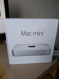 Mac mini. Late 2014 in excellent condition complete with original box and power cable.