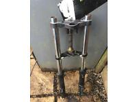 Yamaha yzf R125 Front Forks
