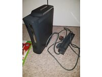 XBOX 360 120Gb - 10 games - 2 controllers - 2 headsets