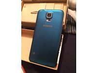 samsung galaxy s5, (great condition & unlocked to any network)