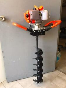 Post Hole Auger, Ice Drill, Ice Auger,Digger, Thunderbay-Brand-Warranty- FREE SHIPPING-NO TAX- FREE 6 Inch bit