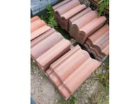 Concrete roof tiles similar to marley bold rolls