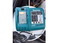 Makita charger DC18RA 7.2-18V
