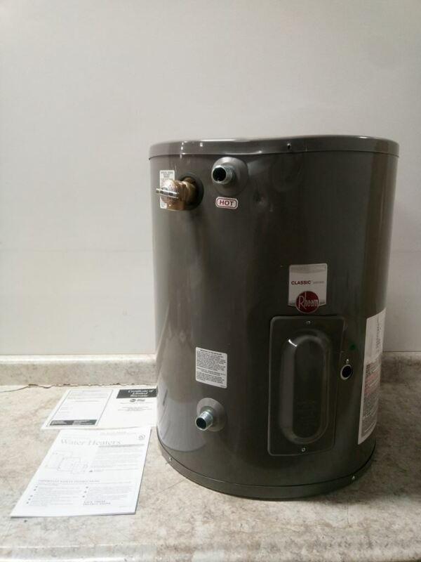 Rheem PROE20 1 RH POU 19.9 Gal 120V 2000W 150 Max PSI Electric Water Heater
