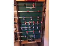 Folding Football Table - Great Fun At Christmas!