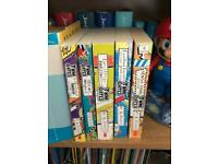 Bundle of tom gates books