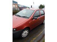 Fiat Punto 1.2 Manual
