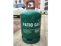 CALOR Patio Propane Gas bottle 13KG