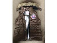 Paul's Boutique gillet coat jacked size S