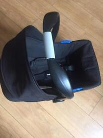 Mother care car seat hardly used