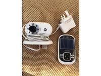 Motorola Video Baby Monitor- MBP26