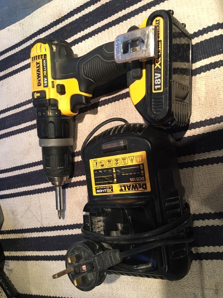 dewalt cordless drill 18v. dewalt cordless drill 18v l
