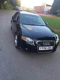 AUDI A4 SPORT LINE 2.0 TDI ENGINE ONLY TWO PREVIOUS OWNERS
