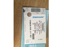 Sterophonics concert tickets