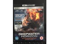 Deep water Horizon Ultra HD Blu Ray