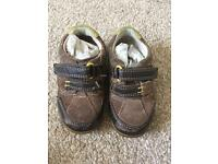 Clarks Boys First Shoes 4.5 F
