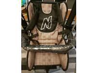 baby indoor swing snack chair