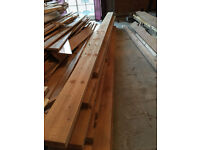 "47 x 150 x 3200mm (6""x2"") Timber (for Joists, General Building etc...) - 16 in Total = 52m"