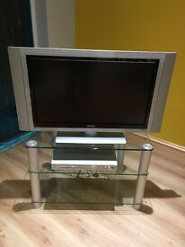 Phillips TV, DVD & Stand