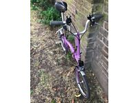 3 speed brompton with receite