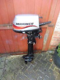 Mariner 6HP Fourstroke