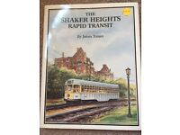 The Shaker Heights Rapid Transit by James Toman