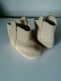 Next baby western boots