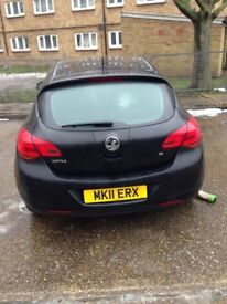 AUTOMATIC VAUXHALL ASTRA EXCLUSIV 1.6