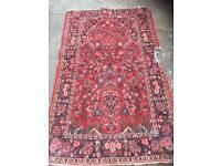 Persian rug - posh dog mat