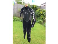 Child's Full-length Osprey Wetsuit, approx age 8 - 11