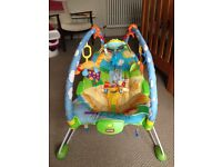 Tiny Love Gemini Baby Bouncer - Great Condition
