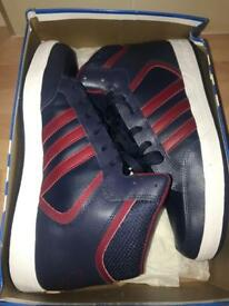 Adidas high tops size 11