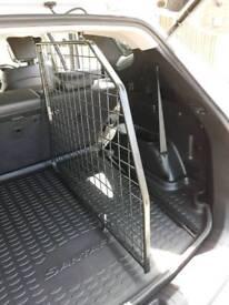 Hyundai Santa Fe Dog Guard/Cargo Separator