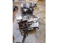 Honda CM 125 Engine