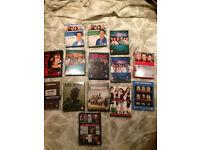 Unopened DVD Box sets