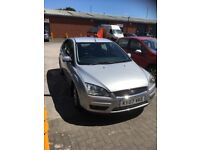 Ford Focus Ghia.Excellent runner. Mainly motorway miles. Good condition. 10 months MOT