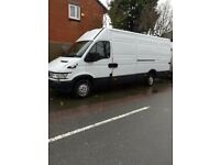 Iveco van extra long wheel base taxed and mot start drive but need some work smoke spears or repair